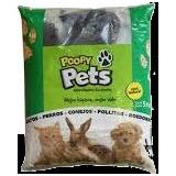 X Mayor Pellets Poopy Pets Maderitas Promo 10+1 Bolsones