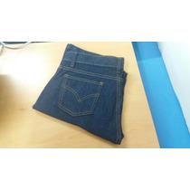Pantalón Jeans Industrial Strech Damas Uniformes De Trabajo