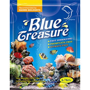 Sal Marinho Blue Treasure Reef Salt 6,7kg (bag) Para Corais