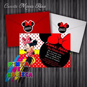 30 Convites Personalizados 10x15 + Envelope+adesivo