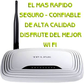 Router Wifi Tp Link Tl-wr740n