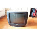 Televisor Panasonic De 21 Pulgadas, Usado En Buen Estado