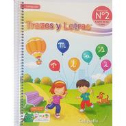 Trazos Y Letras N°2 Preescolar Lenguaje Infantil Cx (5 Años)