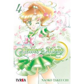 Sailor Moon #4 Manga Ivrea