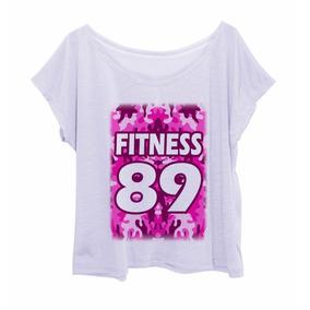 Blusa Feminina Estampada Plus Size Camuflada Fit 89 Pink
