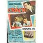 Afiche De Cine El Crack Con Jorge Salcedo Año 1959