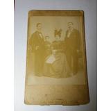 Foto Antigua Alessi Familiar Caserta Italia 1°noviembre 1899
