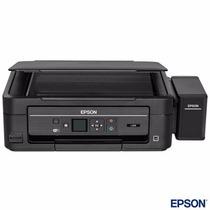 Impressora Multifuncional Epson L455 Tanque Tinta Wi-fi Usb