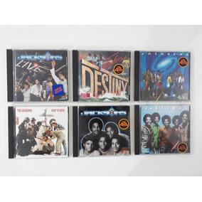 The Jacksons - Discografia Importada Completa - 6 Cd