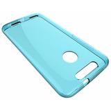 Zte V8 Se - Protector Blue Candy Slim Shell
