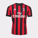 Camisa adidas Milan Home S/n 2018 Original Empires Sports