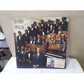 Lp Zucchero Fornaciari Blues 1987 Importado Ja