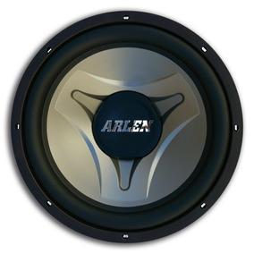 Subwoofer 15 700w Rms C/ Bobina Dupla 2 X 350w - Arlen