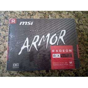 Tarjeta De Video Msi Radeon Rx 570 Armor Oc