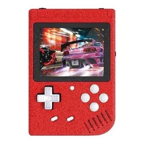Consola Noganet Pocky R8  color rojo