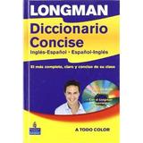 Longman Diccionario Concise Cased And Cd-rom (spain Concise