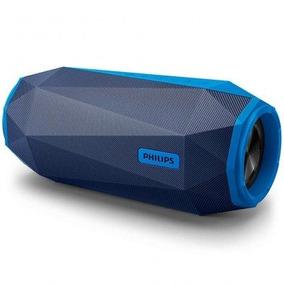 Caixa De Som Bluetooth Philips Sb500a/00 30w Conexão P2