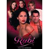 Dvd Novela Rubi Dublada Completa Em 20 Dvds Frete Gratis