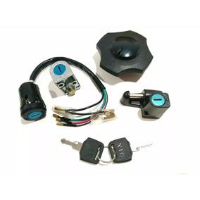 Kit Chave Ignição Cg 125 Ml 125 Today 83 A 94 Turuna Travas