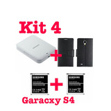 Bateria Com Carregador Bateria Samsung Galaxy S4 Original