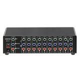 Distribuidor De Vídeo Componente Para Tv E Telões - Sd1x10