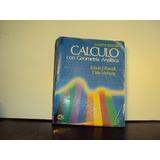 Calculo Con Geometria Analitica Purcel Varbeg 4rta Ed
