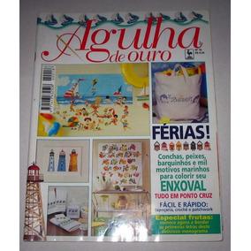Lote De 4 Revistas Agulha De Ouro - Números 18, 19 , 22 E 23