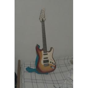 Remato Guitarra Biscane Seven Profesional