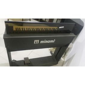 Órgão Minami Mss-100 Com Defeito No Estado Usado Nao Funcion