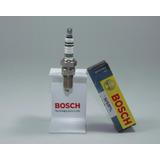 Vela De Ignição Bosch Para Honda Cg 125 Today Ano 1999