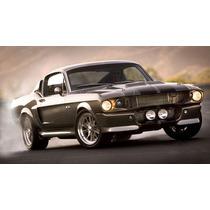 1967 Shelby Gt 500 Eleanor --60 Segundos--