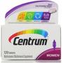 Tabletas De Multivitaminas Centrum Mujeres, 120 Ea