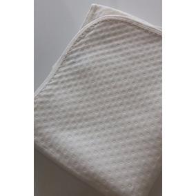Manta Térmica Creme Para Bebê 100% Algodão Tamanho 70x90mm