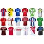 Camiseta Para Ligas De Baby/futbol/futbolito Hombre Y Mujer