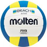 Balón De Voleibol Playa Molten Modelo Bv-5000