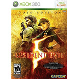 Resident Evil 5 Gold Edition - Xbox 360