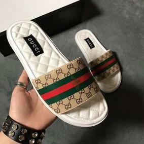 innovative design 3ef13 ece16 Chanclas Sandalias Gucci Lujo