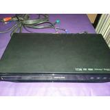 Reproductor De Dvd Philips Dvp 3850kx C Control Remoto