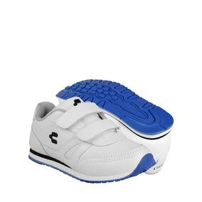 Charly Zapatos Niños Urbanos 1061323 18-21 Simipiel Blanco