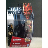 Star Wars Movie Heroes Coleccion Darth Maul, Vader, R2d2 Obi