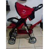 Carreola Infanti Roja