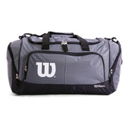 Bolso Wilson Con Botinero Deportes Gimnasio Viajes 112