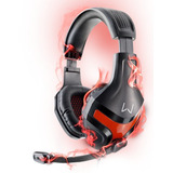 Fone De Ouvido Warrior Headset Gamer Ph101 Multilaser
