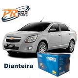 Jogo Pastilha Dianteira Gm Cobalt Ltz 1.4 8v Econoflex 2013