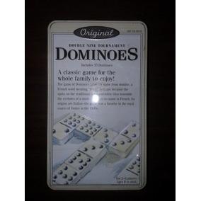 Dominoes Doble Nueve, 55 Piezas