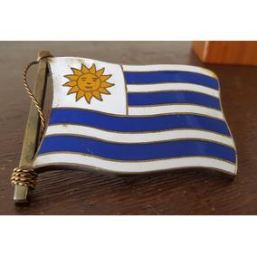 Imagen Esmaltada Pabellón Nacional Antigua