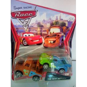 Carros Cars 2 Piezas