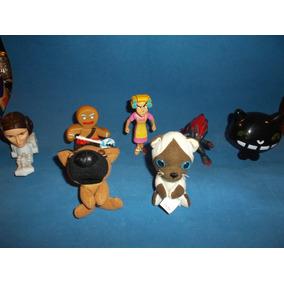 Figuras De Mcdonals The Dog Pucca Shrek Star Wars Etc Vbf