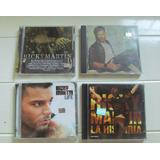Cd La Historia - Ricky Martin- Como Nuevo