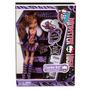 Monster High Clawdeen Wolf 1a Edicion Bunny Toys